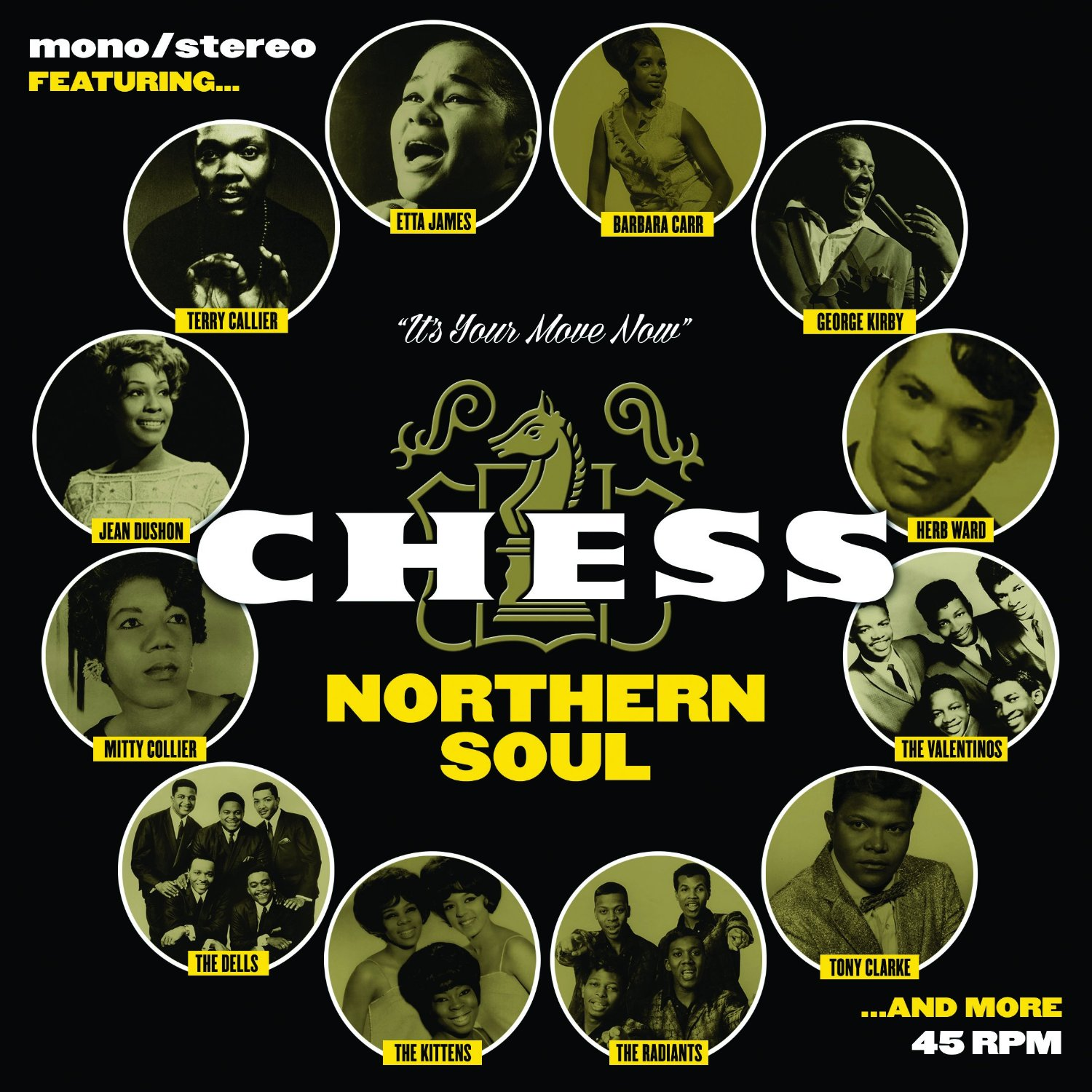 Chess Northern Soul Box Set