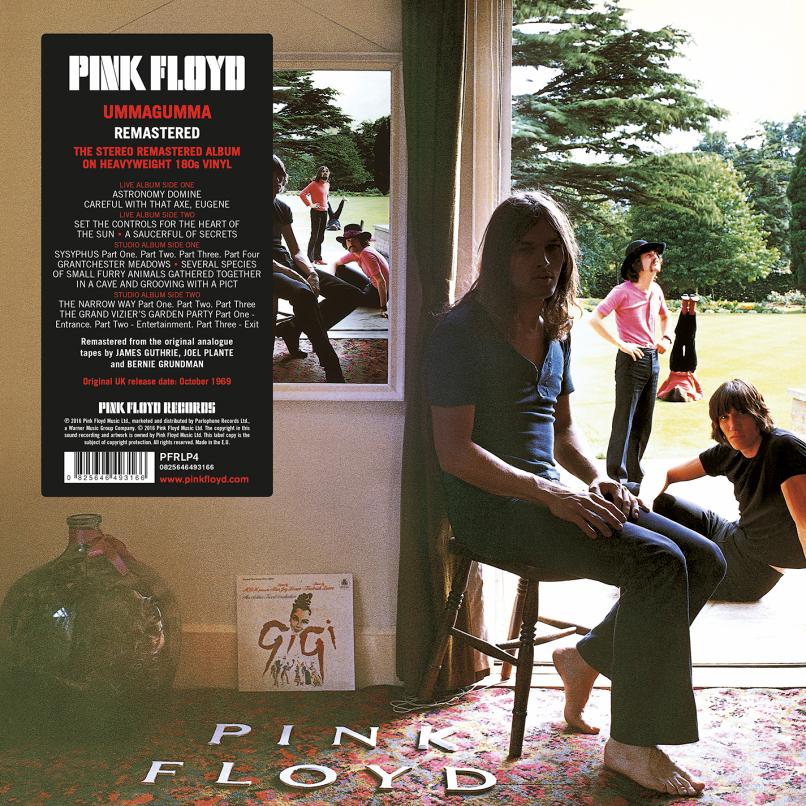 Pink Floyd - Ummugumma