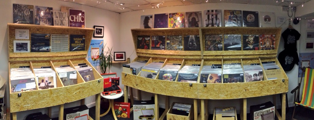 Spinning Discs Shop
