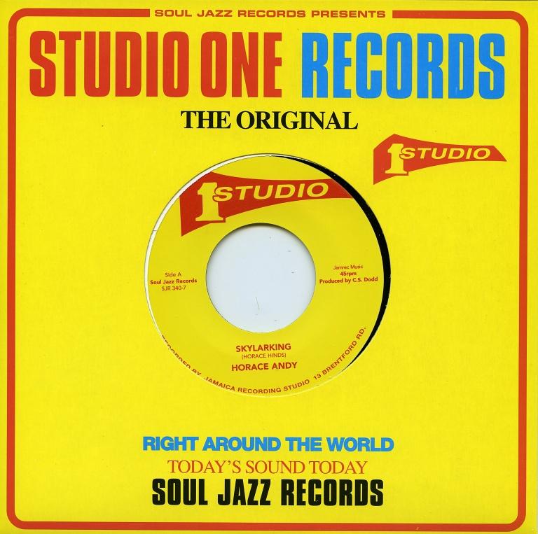 Studio One - Skylarking - Horace Andy