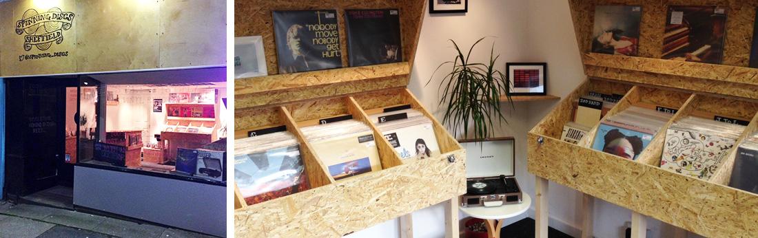 Record Shop Sheffield
