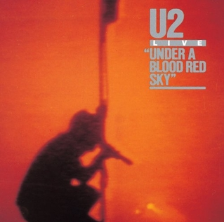 u2 blood red