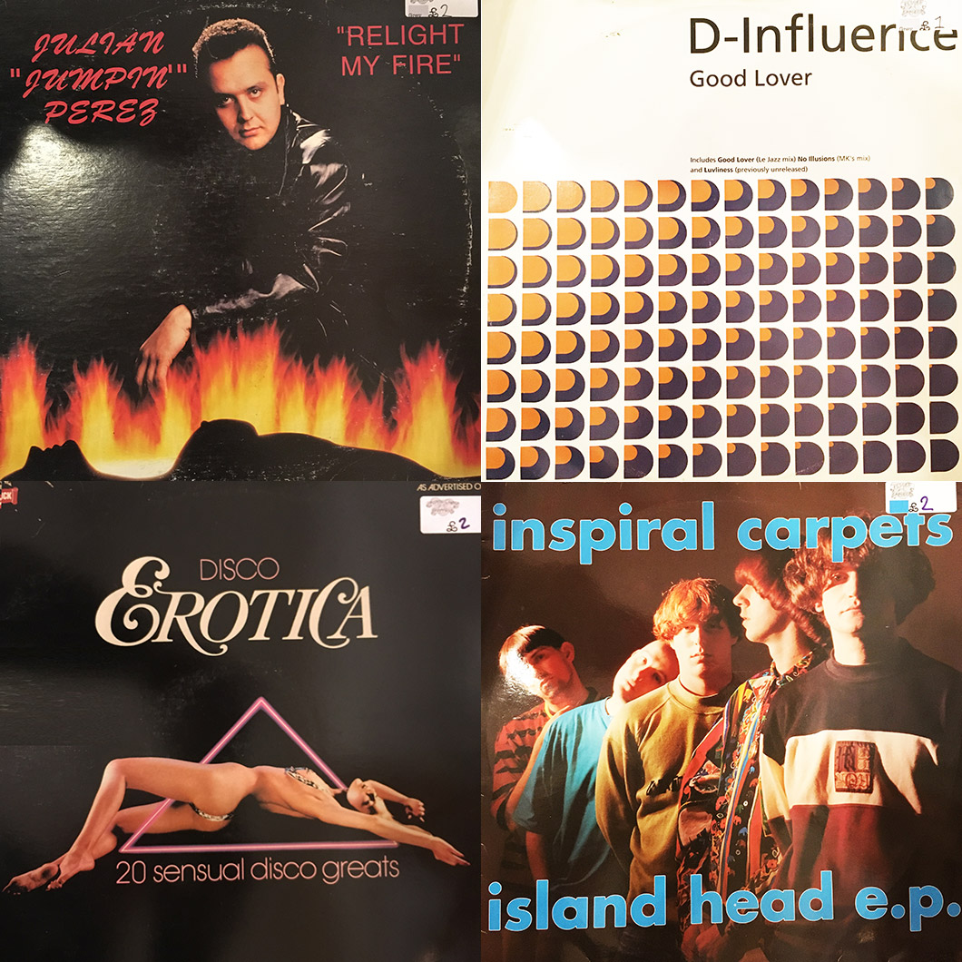 2nd Hand Records