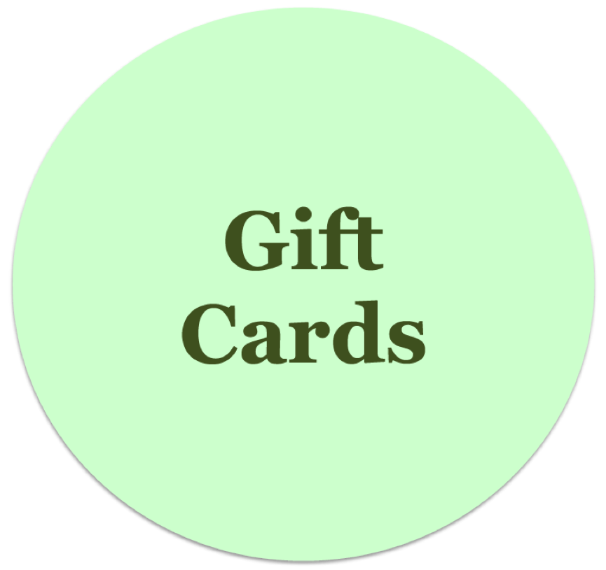 Gift Cards for our online record shop