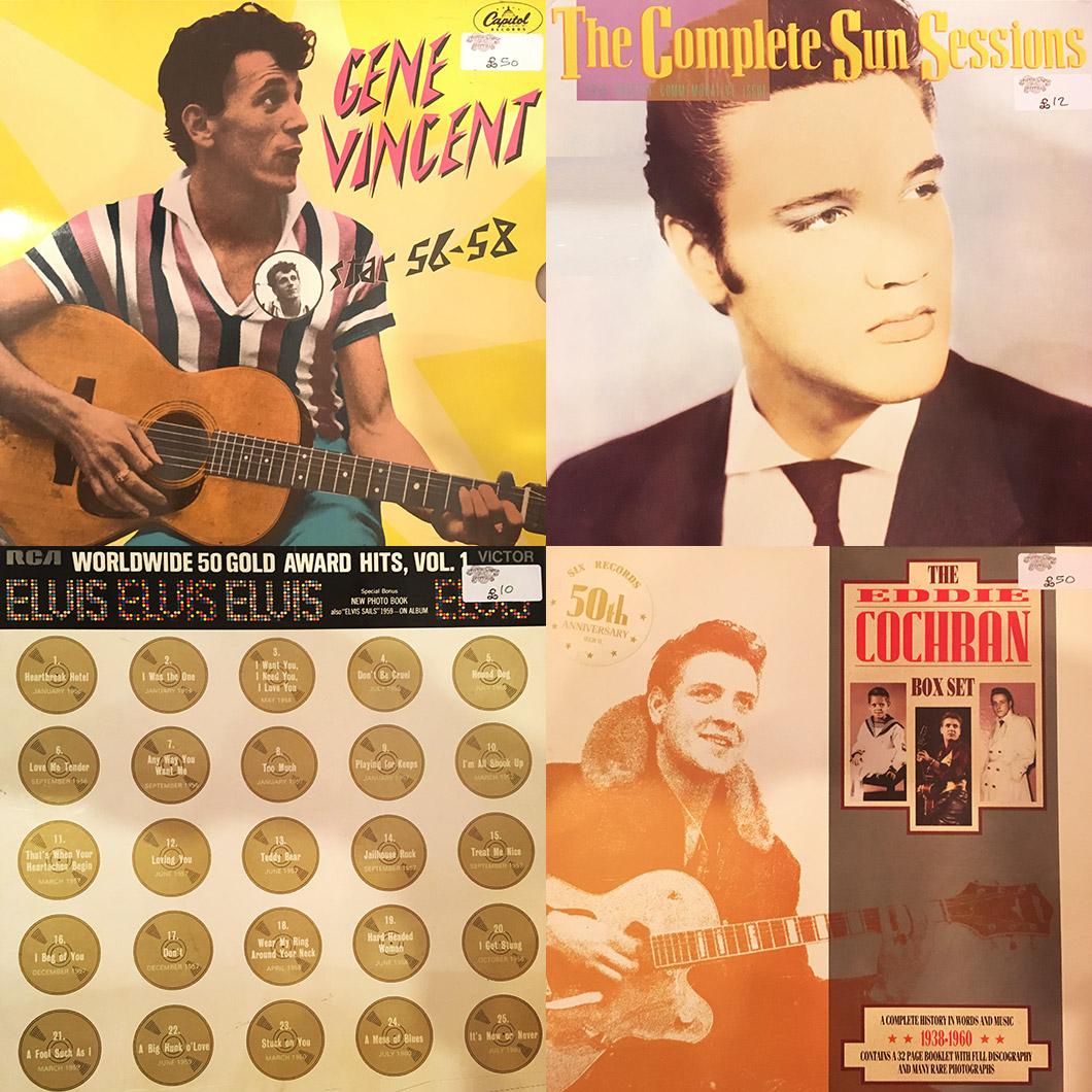 Elvis Secondhand