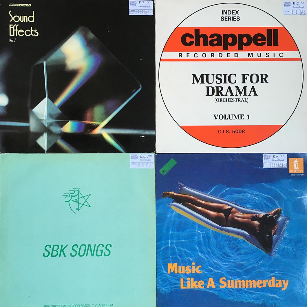 Record Emporium - Spinning Discs