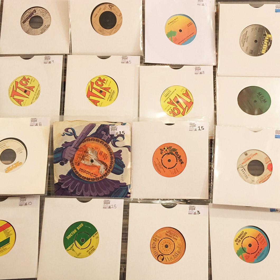 Reggae 45s